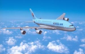 Korean Air fylder 407 sæder i deres Airbus 380