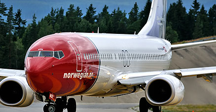 Norwegian tager kampen op på det tyske marked