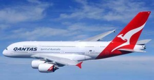 "Qantas Airbus 380 er fortsat ""grounded"""