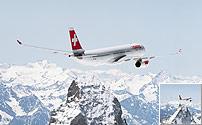 Swiss Airbus 330