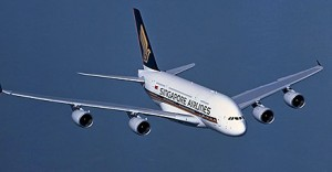 Singapore Airlines A 380