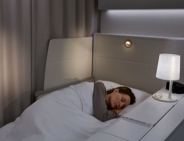 Air France First Class La Premiere kabine