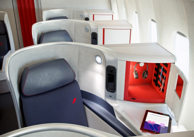 Air France New Business Class 2