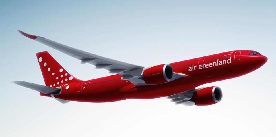 Air Greenland har bestilt en splinterny Airbus A330-800neo
