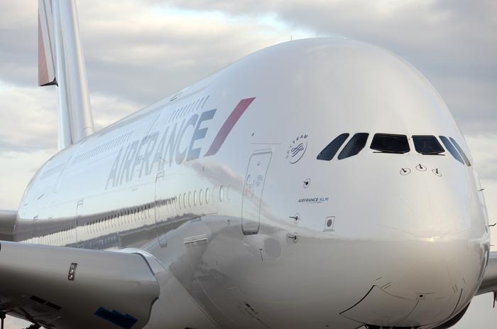 Air France Airbus A380 (foto: Air France)