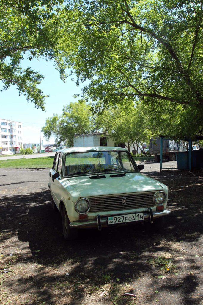 Lada Nur Sultan Kasakhstan Astana