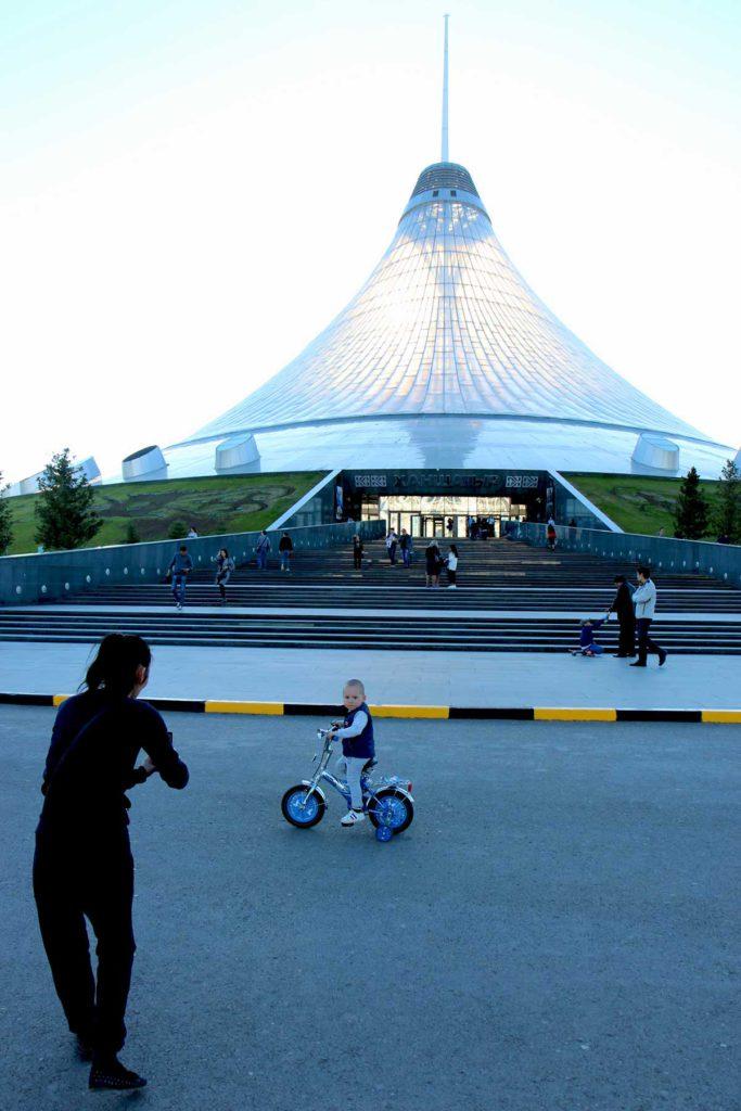 Nur Sultan Astana Kasakhstan Khan Shatyr