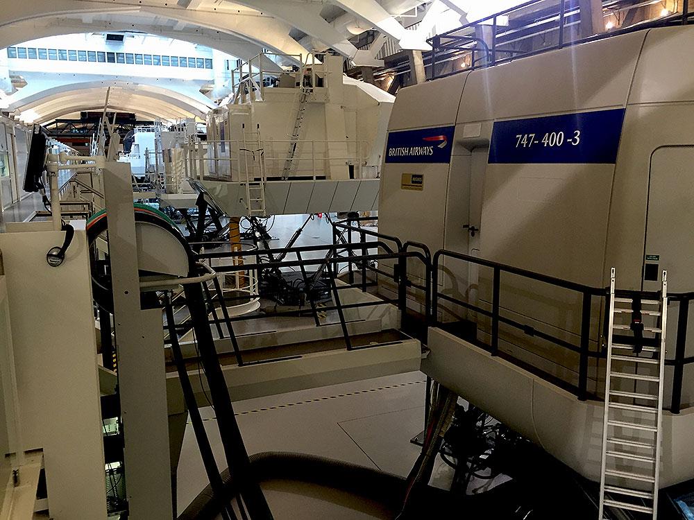 BA-simulatorhal