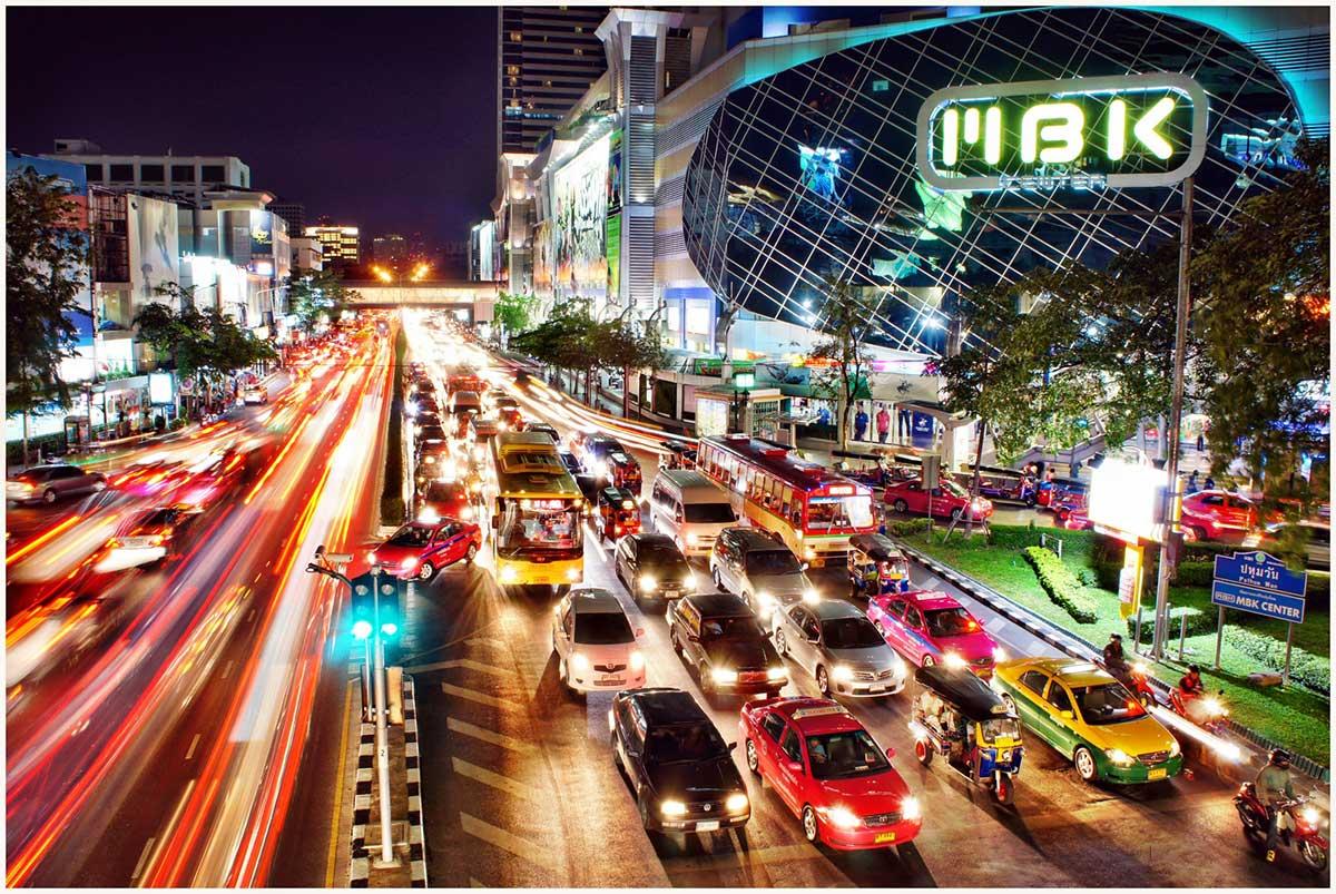 Shopping i Bangkok er fantastisk (foto: Gürcan Özsüyek/flickr)