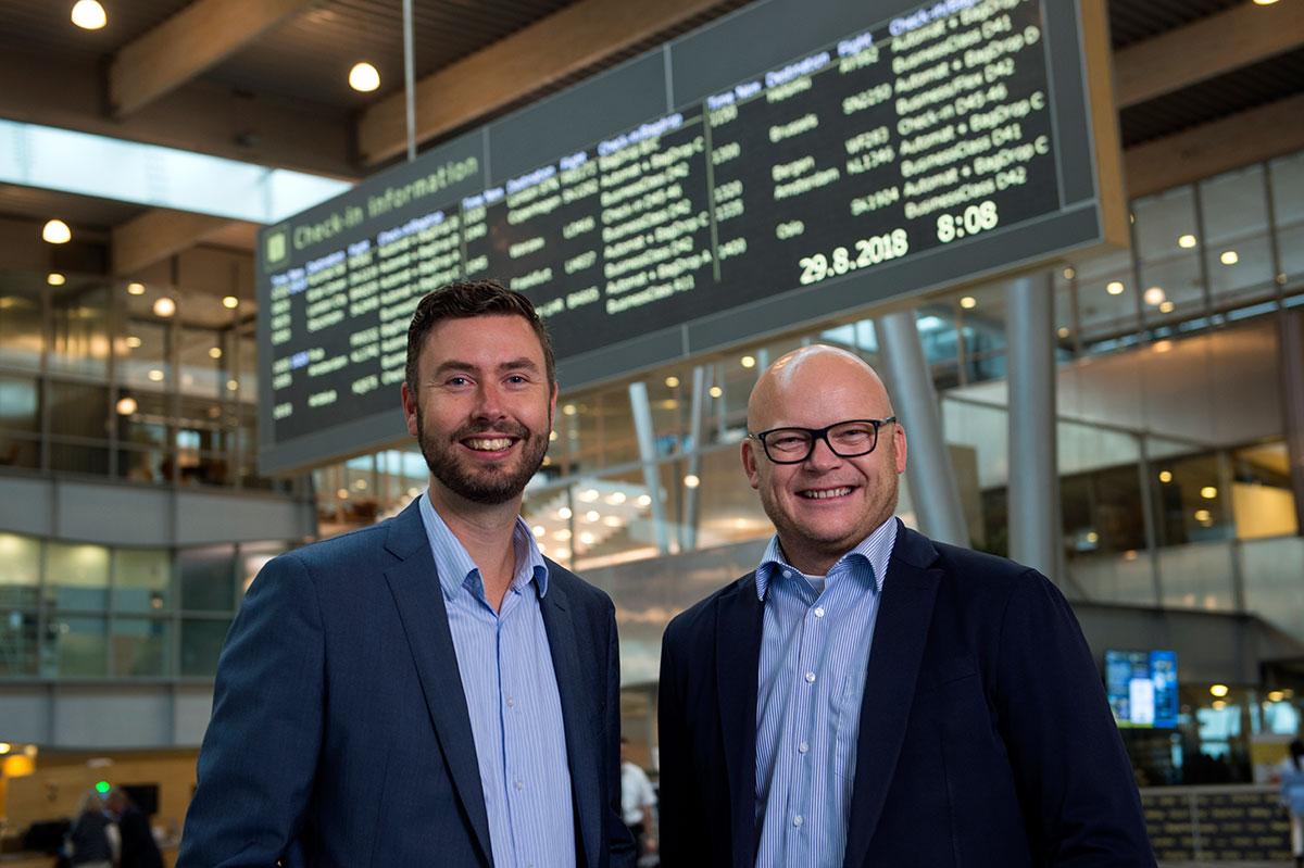 Billund Lufthavn er kåret som bedst i verden til ruteudvikling blandt mindre lufthavne (foto: Jonas Fotografi)