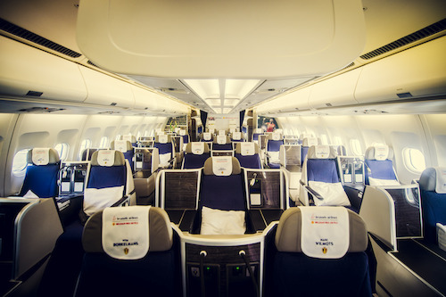 Brussels Airlines A330 VM6