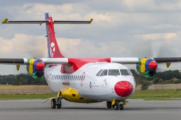 Danish Air Transport - også kendt som DAT (foto: Thorbjørn Brunander Sund)