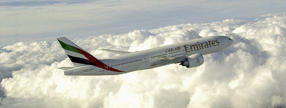 emirates airlines dk