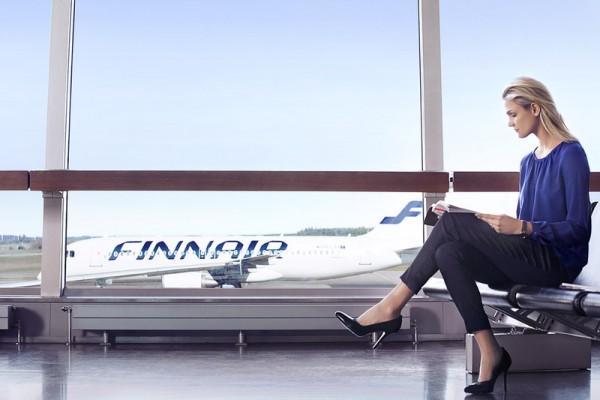 Finnair Helsinki lufthavn