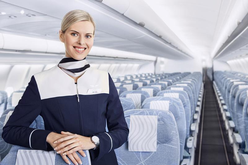 Finnair cabin crew