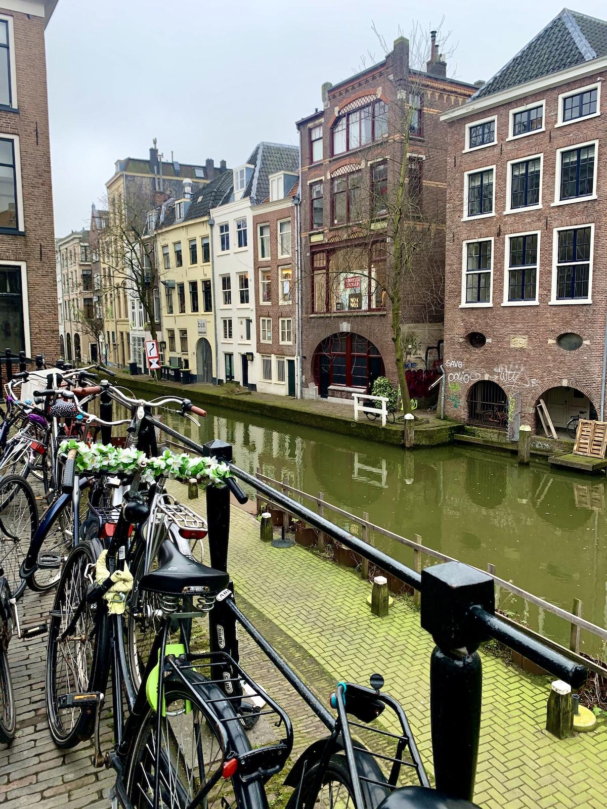 Utrecht er det oversete og charmerende Holland (foto: Kenneth Karskov)