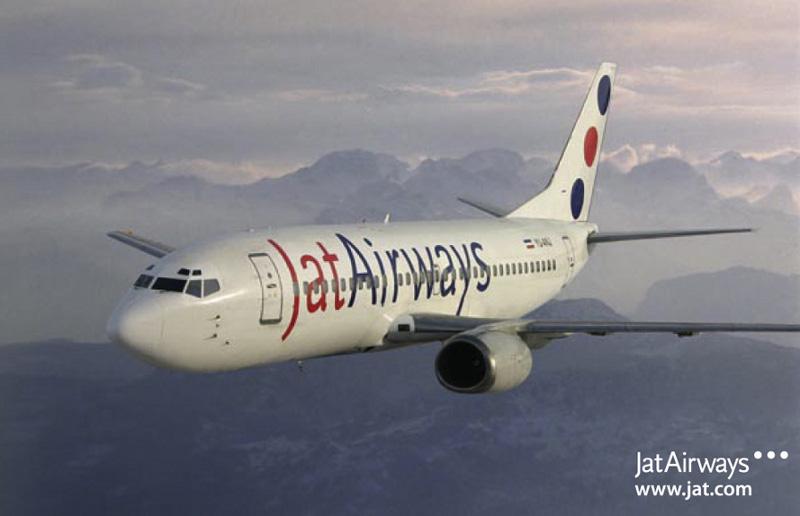 JAT Airways / AIr Serbia