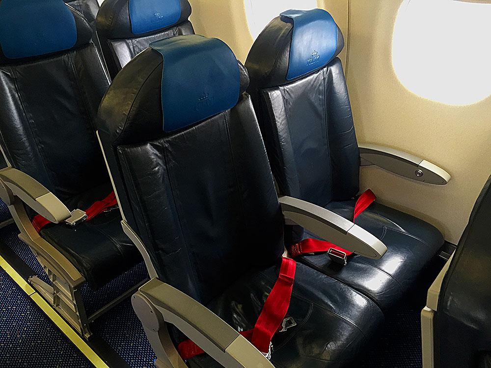 KLM-Y-CPH-AMS-seat