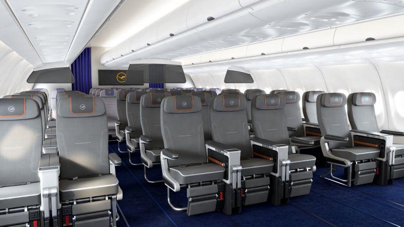Lufthansa Premium Economy 2