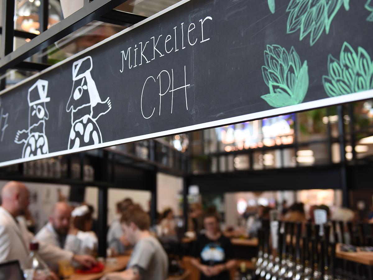 Mikkeller Bar i Københavns Lufthavn er kåret til verdens bedste (foto: Københavns Lufthavne /CPH)
