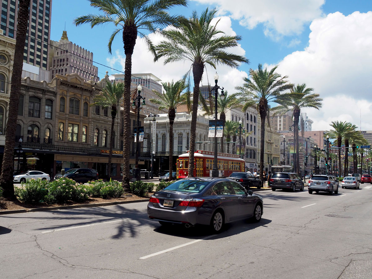 New Orleans Canal Street