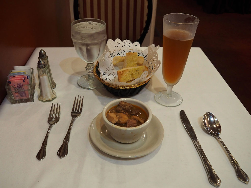 Leah Chase Gumbo New Orleans