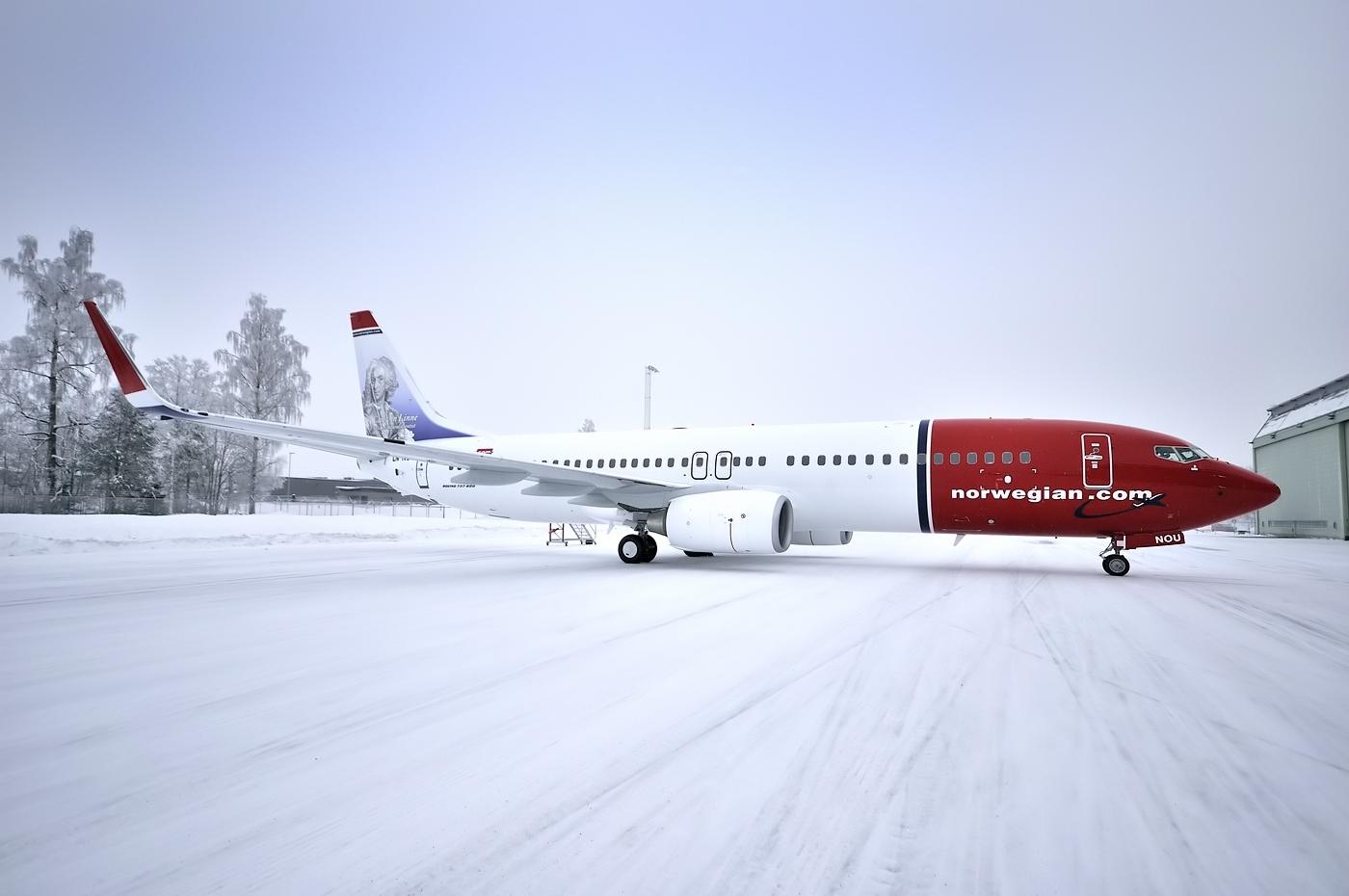 Norwegian åbner tredje rute fra København til Norge (foto: Hans Olav Nygård/Norwegian)