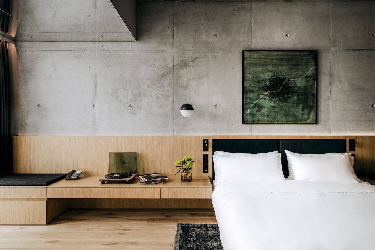 Premium værelse på Hotel Nobu i Warszawa (foto: PR)