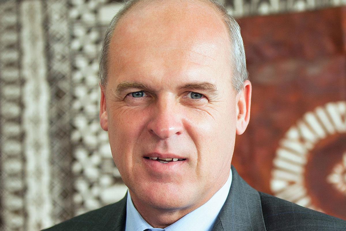 Roal Jordanians øverste direktør er tyskeren Stefan Pichler