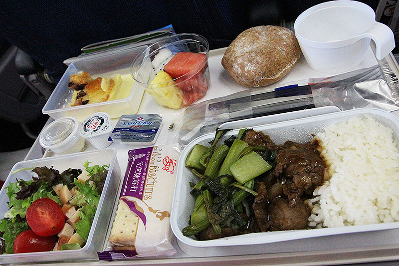 sas måltider ombord