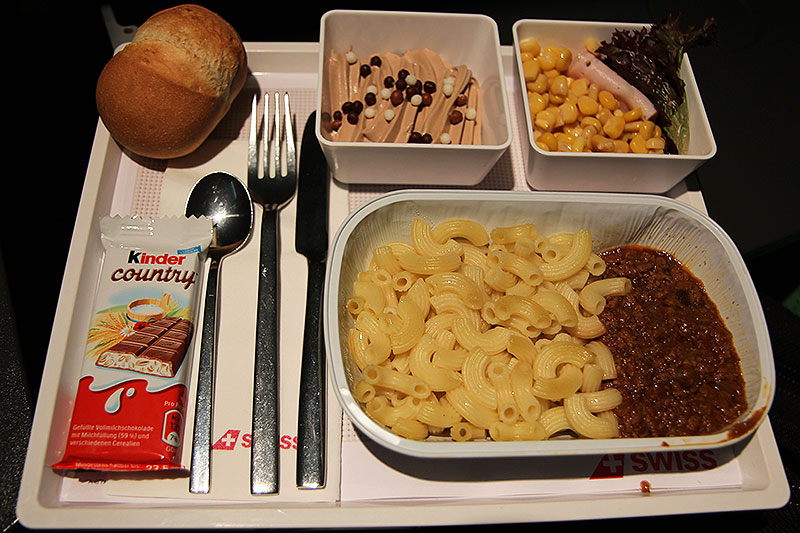 SWISS child meal CHML