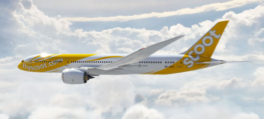 Scoot Dreamliner