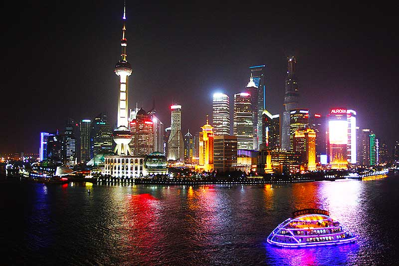 Shanghai er seneste kinesiske SAS destination