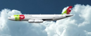 TAP Air Portugal Airbus 340