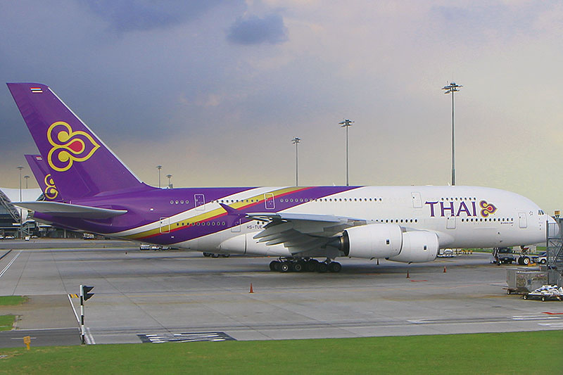 telefon thai airways
