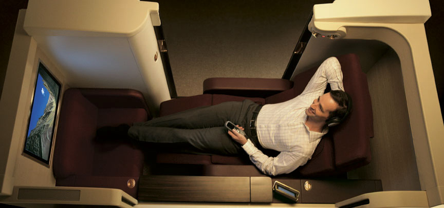 Jet Airways First Class suite (Foto: Jet Airways / PR)